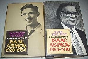 In Memory Yet Green 1920-1954 & In: Asimov, Isaac
