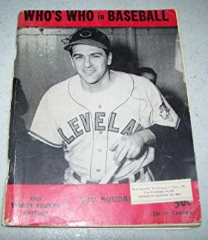 Who's Who in Baseball 1949 Edition