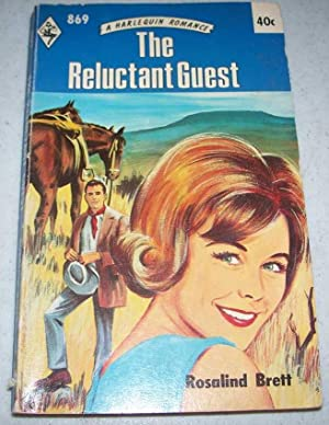 The Reluctant Guest (Harlequin Romance 869)