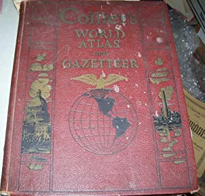 Collier's World Atlas an Gazetteer, 1936 Edition