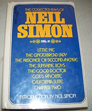 The Collected Plays of Neil Simon Volume: Simon, Neil