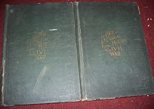 Harper's Pictorial History of the Civil War in Two Volumes (2 book set)