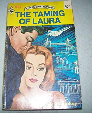 The Taming of Laura (A Harlequin Romance 1039)