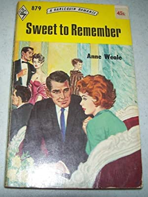 Sweet to Remember (A Harlequin Romance 879)