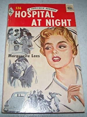 Hospital at Night (A Harlequin Romance 536)