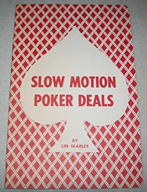 Slow Motion Poker Deals