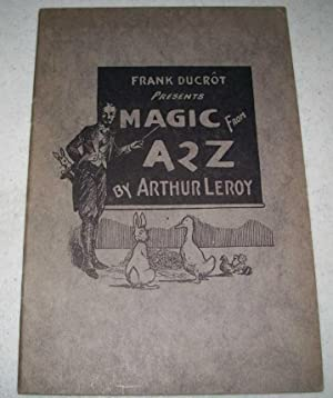 Frank Ducrot Presents Magic from A 2 Z