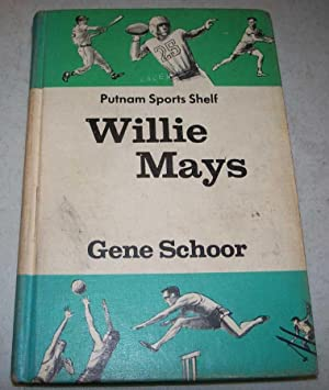 Willie Mays, Modest Champion (Putnam Sports Shelf)