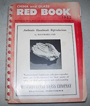 China and Glass Red Book 1952