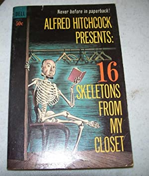 Alfred Hitchcock Presents 16 Skeletons from My Closet