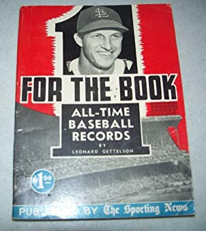One for the Book 1949: All Time Baseball Records