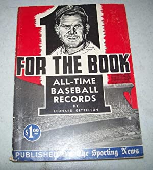 One for the Book 1956: All Time Baseball Records