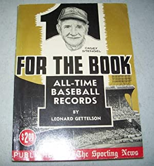 One for the Book 1959: All Time Baseball Records