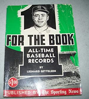 One for the Book 1957: All Time Baseball Records