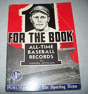 One for the Book 1953: All Time Baseball Records