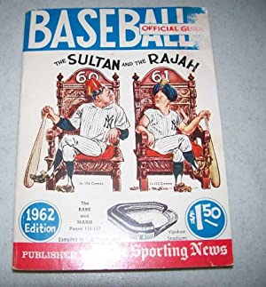 Official Baseball Guide 1962