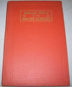 Who's Who in the Major Leagues, Eleventh Edition, 1943