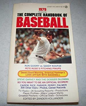 The Complete Handbook of Baseball 1979 Season