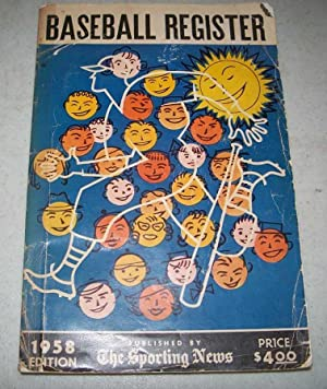 Baseball Register, 1958 Edition