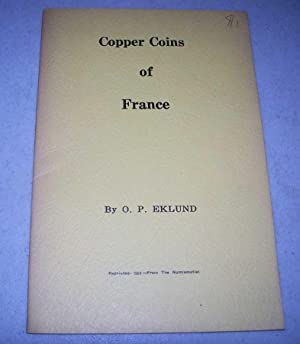 Copper Coins of France