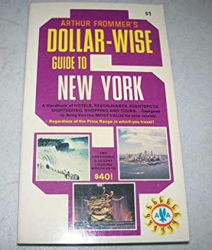Arthur Frommer's Dollar-Wise Guide to New York
