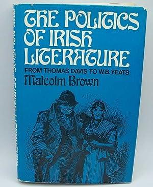 The Politics of Irish Literature from Thomas: Brown, Malcolm