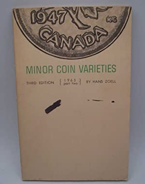 Canada Major Coin Varieties Part Two, 1965, Third Edition