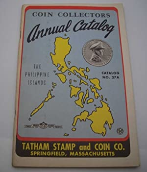 Coin Collectors Annual Catalog No. 27A