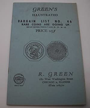 Green's Illustrated Bargain List No. 46: Rare Coins Catalog