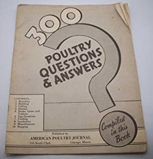 300 Poultry Questions and Answers