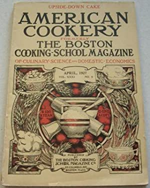 American Cookery April 1927