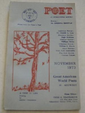 Poet: An International Monthly November 1973: Srinivas, Dr. Krishna
