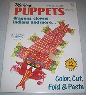 Making Puppets: Dragons, Clowns, Indians and More: Soulsman, Carole
