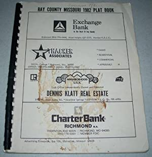 Ray County Missouri 1982 Plat Book