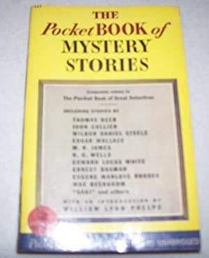 The Pocket Book of Mystery Stories: Wright, Lee (ed.)