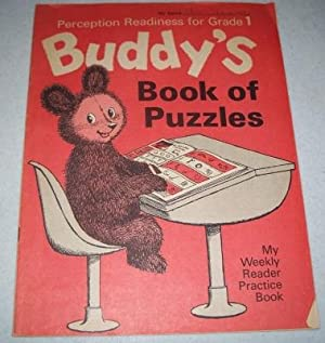 Buddy's Book of Puzzles: A Weekly Reader: Johnson, Eleanor M.