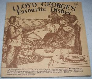 Lloyd George's Favourite Dishes: A Recipe Book