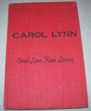 Carol Lynn: A Self-Portrait in Verse: Lowery, Carol Lynn
