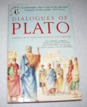 Dialogues of Plato: Apology, Crito, Phaedo, Symposium,: Plato; Kaplan, J.D.