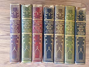 The Great Events of the Great War a Comprehensive and Readable Source Record of the World's ...