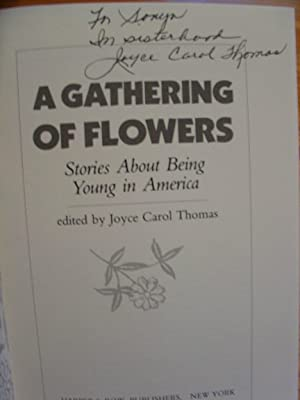 A Gathering of Flowers: Stories About Being Young in America