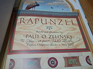 Rapunzel: Paul O.; Zelinsky,