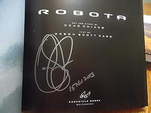 ROBOTA: Doug Chiang, Orson