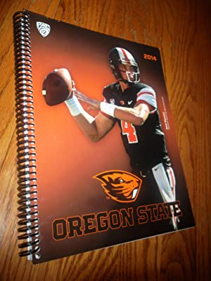 2014 Oregon State Football Media Guide