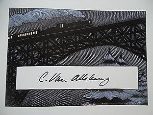 Polar Express 30th anniversary edition: Chris Van Allsburg