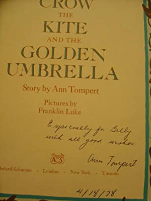 The Crow the Kite and the Golden Umbrella