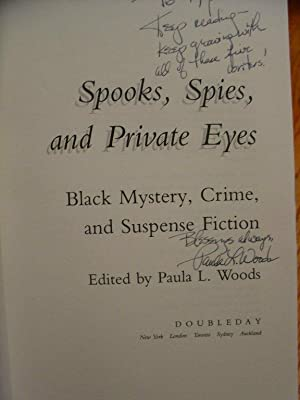 Spooks, Spies, and Private Eyes - Black mystery, crime, and suspense Fiction of the 20th Century