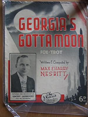 Georgia's Gotta Moon - Featured By Vincent: Max and Harry