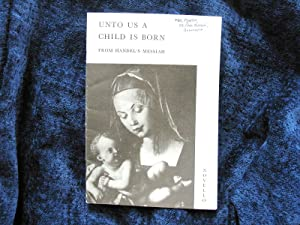 Unto Us a Child is Born, Arranged: From Handel's Messiah,