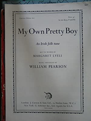 My Own Pretty Boy - an Irish Folk Tune